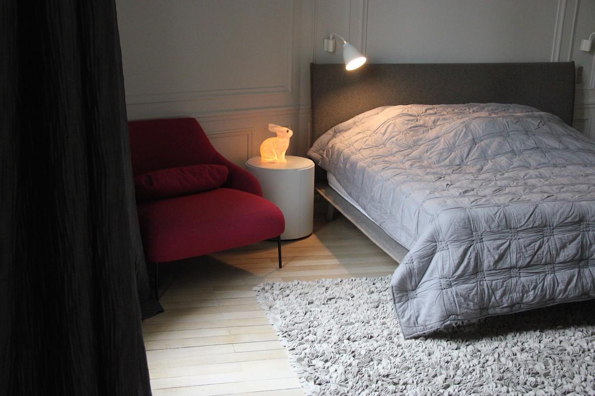 appartement parisien bernard fauroux architecte dplg. Black Bedroom Furniture Sets. Home Design Ideas