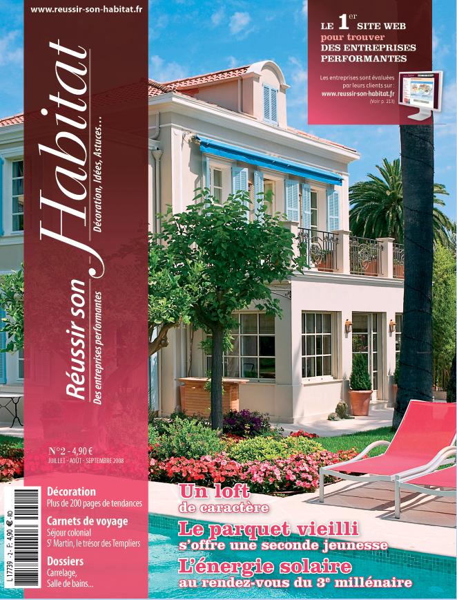 FAUROUX ARCHITECTE VALBONNE PROVENCE ALPES COTE D'AZUR NICE LMS NEWS RSH 12