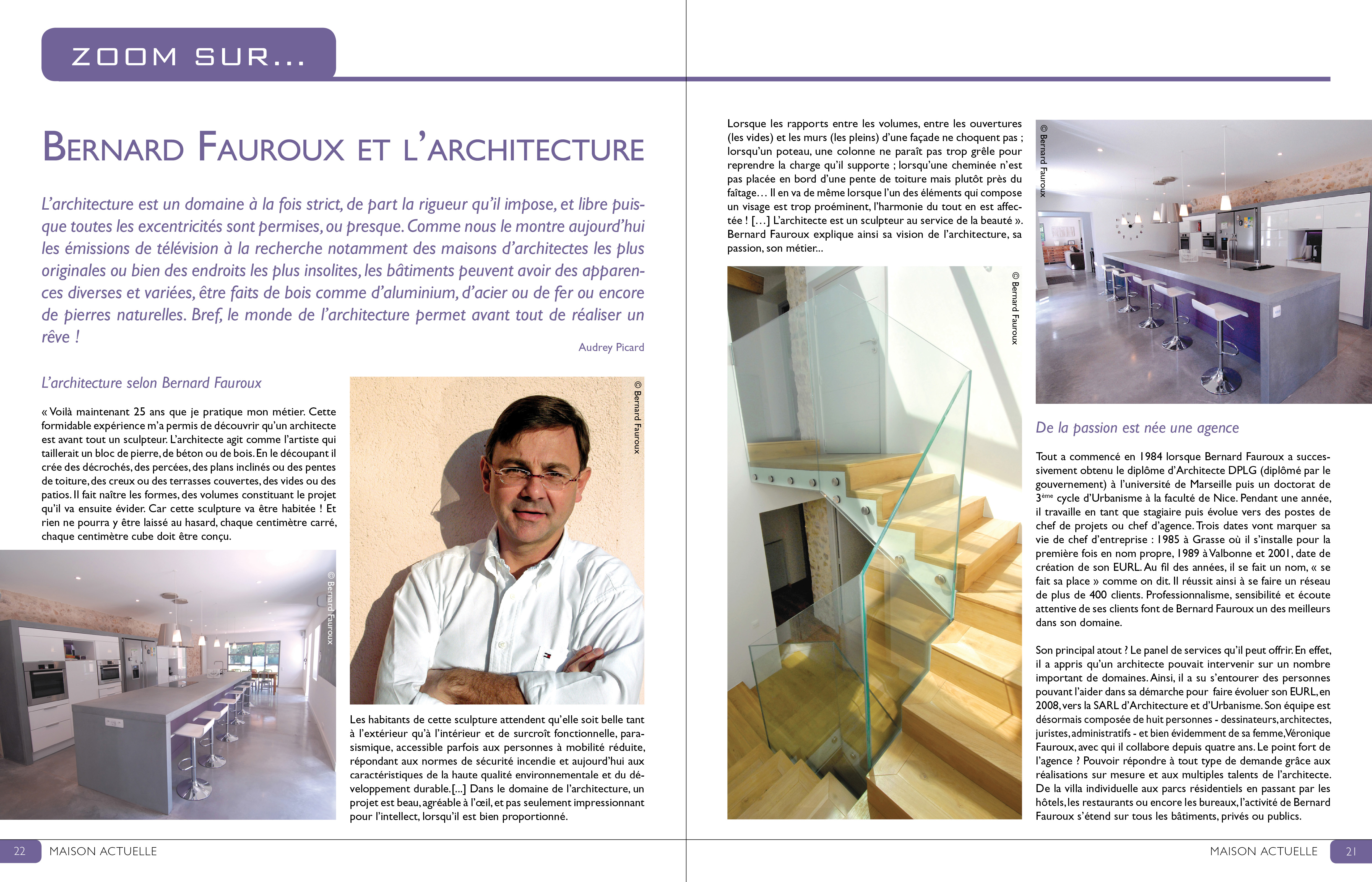 FAUROUX ARCHITECTE VALBONNE PROVENCE ALPES COTE D'AZUR NICE maison-actuelle-n-24-1