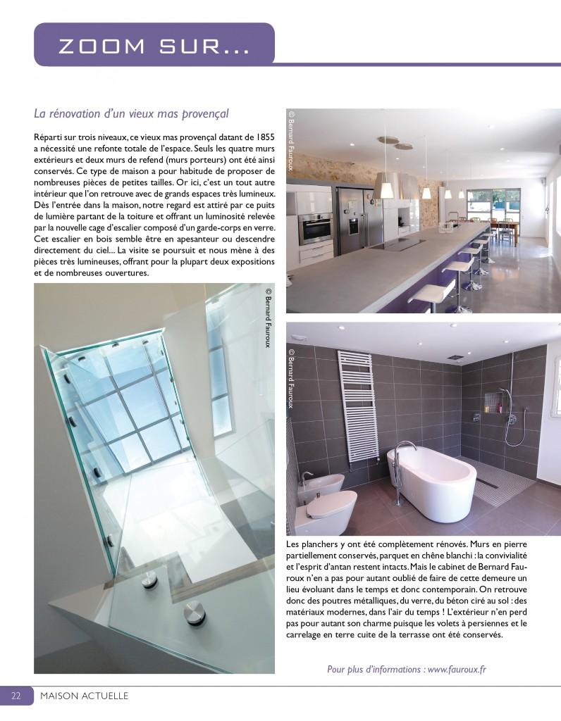 FAUROUX ARCHITECTE VALBONNE PROVENCE ALPES COTE D'AZUR NICE maison-actuelle-n-24-2